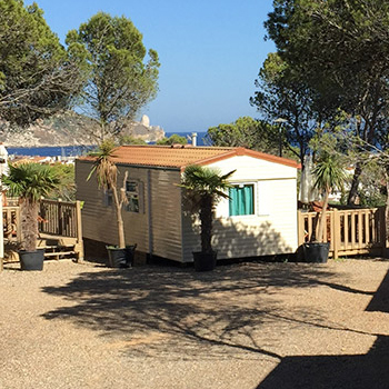 Mini Lodge - Camping Estartit - Costa Brava